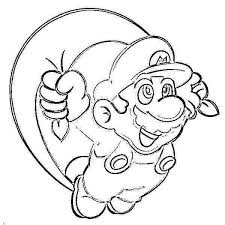 super mario bros 150 video games u2013 printable coloring pages