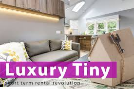 luxury tiny home boulder colorado airbnb rental youtube
