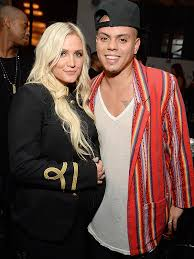 evan ross and ashlee chosen a unique name for