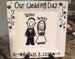 and groom plates groom plates etsy