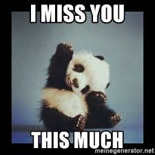 I Miss U Meme - i miss you meme funny funny miss you quotes