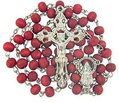 petal rosary scented carved wood petal rosary new free shipping