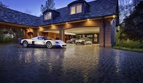 10 awesome garages that u0027ll give you u0027man cave u0027 envy