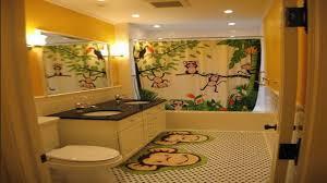 themed tiles bathroom interior monkey bathroom decor themed interior tiles