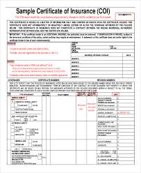 auto insurance policy examples auto policy declarations sample car