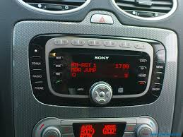 2007 ford focus radio focus mk2 5 to mk1 stereo conversion ford focus ford