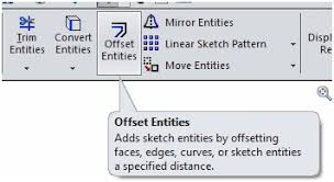 edit sketch pattern in solidworks sketch modifying tools in solidworks part1 cadoasis