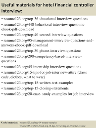 resume of financial controller top 8 hotel financial controller resume samples
