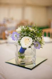simple flower table arrangements put your bridesmaids flowers on