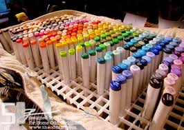 pin by olga on copic storage bags pinterest copic and