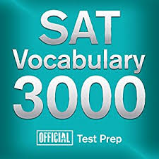 amazon com official sat vocabulary 3000 become a true master of
