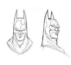 batman bruce wayne heads trevormc112 deviantart