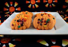 ingredients of a 20something halloween 6 pumpkin spice cookies