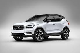 volvo jeep volvo reveals 2019 xc40 compact suv