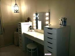 vanity mirror with lights ikea vanity table with lights around mirror ikea freeiam