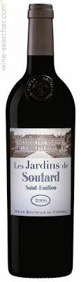 learn about chateau soutard st tasting notes les jardins de soutard emilion grand cru