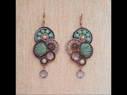 soutache earrings soutache earrings orecchini soutache