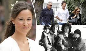 lady glen affric who are james matthews parents pippa middleton wedding meet the