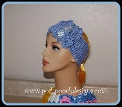 crocheted headbands 104 best crochet headbands images on crochet patterns