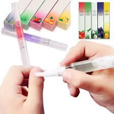 mix taste cuticle revitalizer oil pen nail art care treatment
