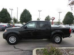 nissan frontier used 2010 2016 used nissan frontier sv crew cab 4wd alloy rims bluetooth