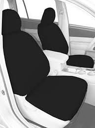 honda crv seat cover amazon com caltrend front row custom fit seat cover for