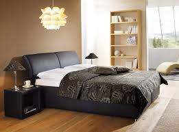 schlafzimmer bett schwarz passenden schlafzimmer mobel wahlen
