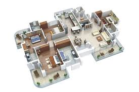 Five Bedroom House Plans Wohndesign Attraktiv 5 Bedroom House Plans A Floor 3 Cozy Design