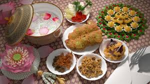 cha e cuisine royal cuisine khao chae food of summer gozen on