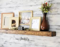 Wooden Mantel Shelf Designs by Floating Mantel Etsy