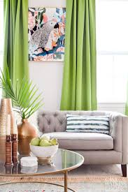 Emerald Green Curtain Panels by Best 25 Green Curtains Ideas On Pinterest Velvet Curtains