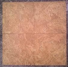 cork floor or wall tiles self adhesive 300mm x 300mm amazon co uk
