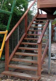 new deck u0026 staircase ms builders new homes extensions decks