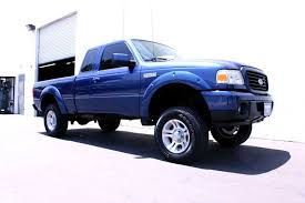 ford ranger with a lift kit 01 10 ford ranger edge 2wd 4 lift spindles