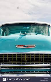 1955 chevrolet bel air front end chevy classic american car