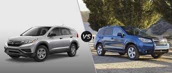subaru forester vs honda crv honda crv subaru forester car insurance info