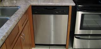 cabinet opening for dishwasher how to install a dishwasher in existing cabinets diy for the home