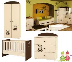chambre bébé panda deco chambre bebe panda visuel 2