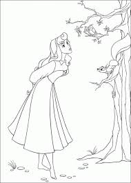 sleeping beauty coloring pages coloringpages1001