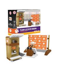 Locker Room Furniture Locker Room Clemson Tigers