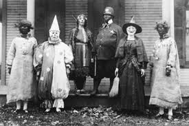 vintage black and white halloween images vintage halloween costumes truemanhood com