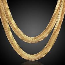 chains necklace images 2017 men jewelry gold chains necklace gold color necklaces trendy jpg