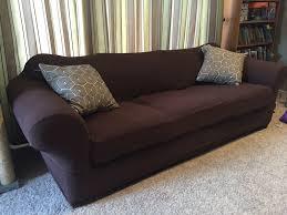 Maytex Stretch Pixel Two Piece Sofa Slipcover Hayneedle
