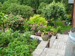 Bush Rock Garden Edging by Garden Design Garden Design With Planting Trees Uamp Shrubs On