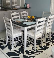 Refinished Kitchen Table T D K U2013 Temporary Dream Kitchen Hand Me Down Hoedown Table To