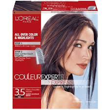 brown cherry hair color l oreal couleur experte hair color darkest mahogany brown