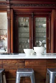 vintage glass door cabinet interiors pinterest glass doors