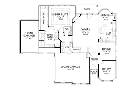 thehousedesigners socorro 9055 4 bedrooms and 3 baths the house designers
