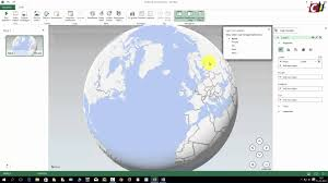 3d Maps 3d Maps In Excel 2016 1 Youtube