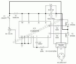 12vdc to 230vac inverter circuit diagram pdf circuit diagram images